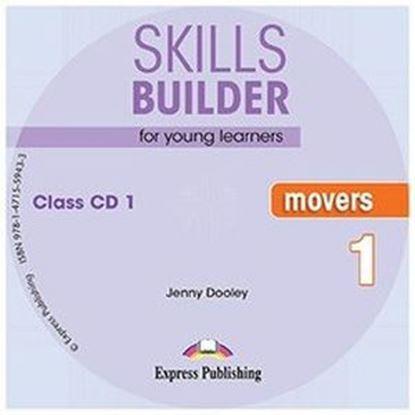 Εικόνα της SKILLS BUILDER YLE MOVERS 1 CLASS CD'S NEW