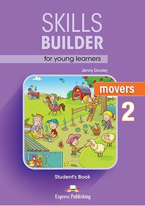 Εικόνα της SKILLS BUILDER YLE MOVERS 2 STUDENT'S BOOK NEW