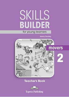 Εικόνα της SKILLS BUILDER YLE MOVERS 2 TEACHER'S BOOK NEW