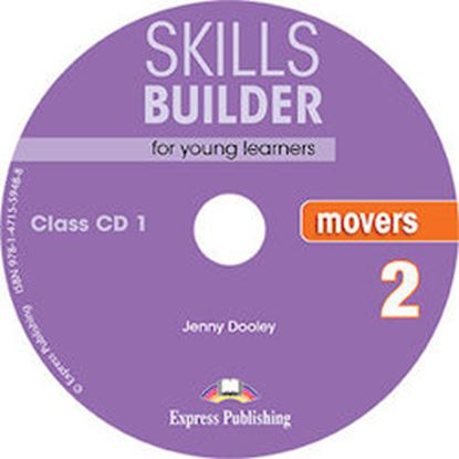 Εικόνα της SKILLS BUILDER YLE MOVERS 2 CLASS CD'S NEW