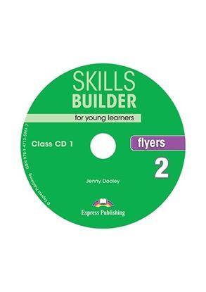 Εικόνα της SKILLS BUILDER YLE FLYERS 2 CLASS CD'S NEW