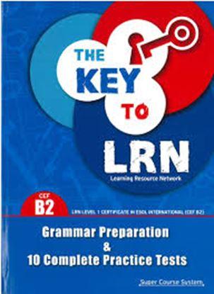 Εικόνα της LRN B2 GRAMMAR PREPARATION & 10 PRACTISE TEST TEACHER'S BOOK