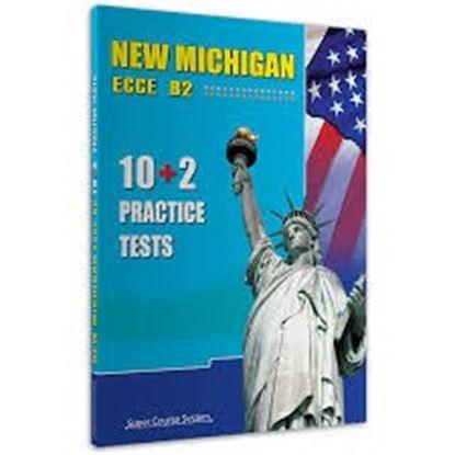 Εικόνα της NEW MICHIGAN ECCE B2 10+2 PR TESTS+BOOKLET+COMPANION