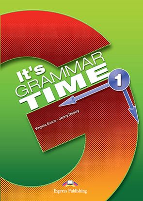 Εικόνα της It's Grammar Time 1 - Student's Book (with Digibooks App)