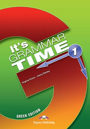 Εικόνα της It's Grammar Time 1 - Student's Book (with Digibook App) Greek Edition