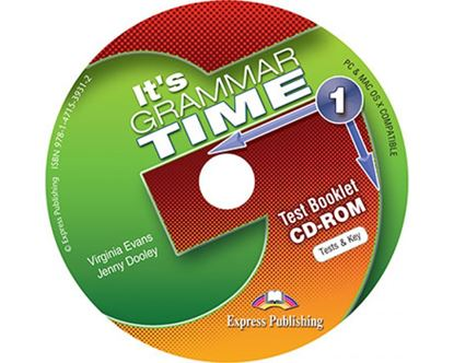 Εικόνα της It's Grammar Time 1 - Test Booklet CD-ROM