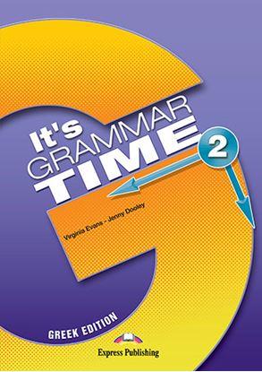 Εικόνα της It's Grammar Time 2 - Student's Book (with Digibook App) Greek Edition