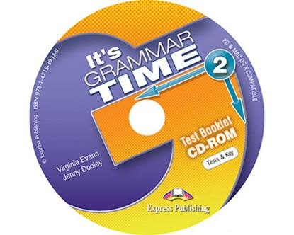 Εικόνα της It's Grammar Time 2 - Test Booklet CD-ROM