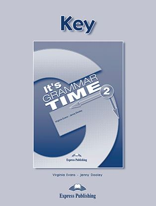 Εικόνα της It's Grammar Time 2 - Key
