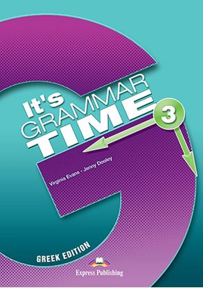 Εικόνα της It's Grammar Time 3 - Student's Book (with Digibook App) Greek edition