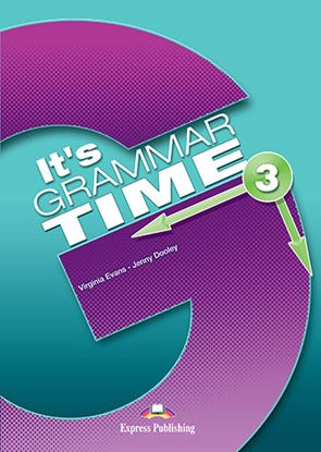 Εικόνα της It's Grammar Time 3 - Student's Book (with Digibook App)