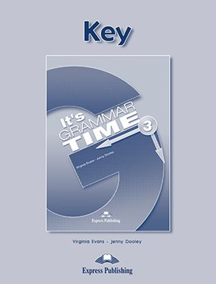 Εικόνα της It's Grammar Time 3 - Key