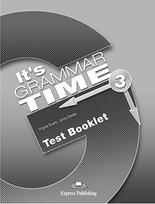 Εικόνα της It's Grammar Time 3 - Test Booklet