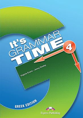 Εικόνα της It's Grammar Time 4 - Student's Book (with Digibook App) Greek Edition