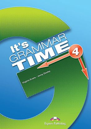 Εικόνα της It's Grammar Time 4 - Student's Book (with Digibook App)