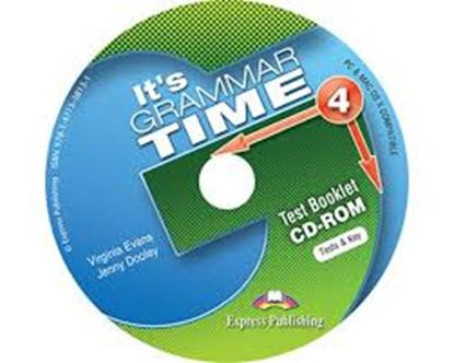 Εικόνα της It's Grammar Time 4 - Test Booklet CD-ROM