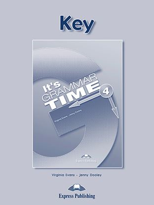 Εικόνα της It's Grammar Time 4 - Key