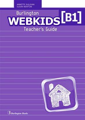 Εικόνα της WEBKIDS B1 TCHR'S GUIDE