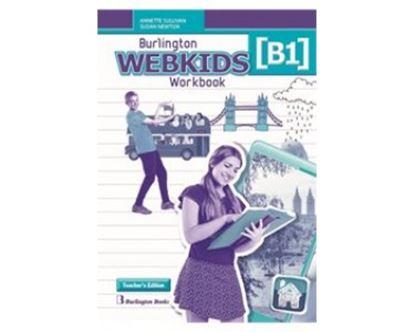 Εικόνα της WEBKIDS B1 TCHR'S WB