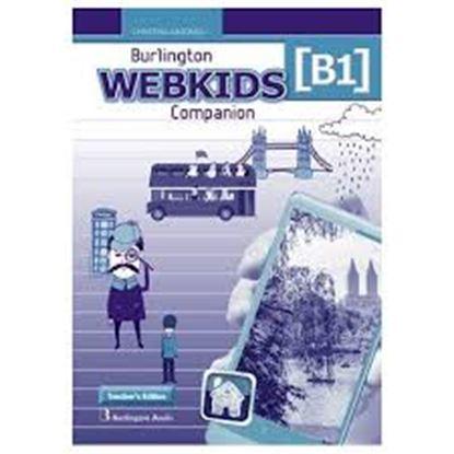 Εικόνα της WEBKIDS B1 TCHR'S COMPANION