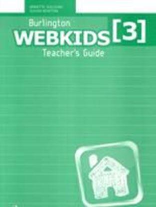 Εικόνα της WEBKIDS 3 TCHR'S GUIDE