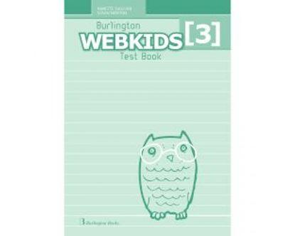 Εικόνα της WEBKIDS 3 TCHR'S TEST