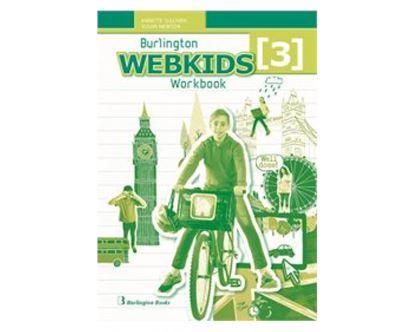 Εικόνα της WEBKIDS 3 TCHR'S WORKBOOK