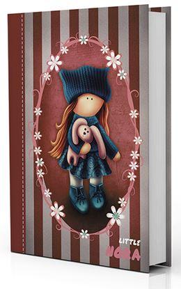 Εικόνα της ΒΙΒΛΙΟΤΕΤΡΑΔΙΟ LITTLE GIRL