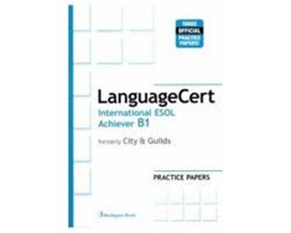 Εικόνα της LANGUAGE CERT INTERNATIONAL ESOL ACHIEVER B1 PRACTICE TESTS SB