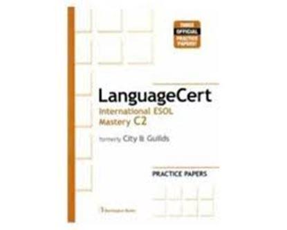 Εικόνα της LANGUAGE CERT INTERNATIONAL ESOL MASTERY C2 PRACTICE TESTS SB