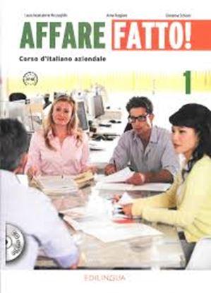 Εικόνα της AFFARE FATTO 1 STUDENTE (+ CD)