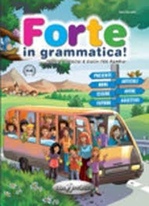 Εικόνα της FORTE IN GRAMMATICA A1-A2