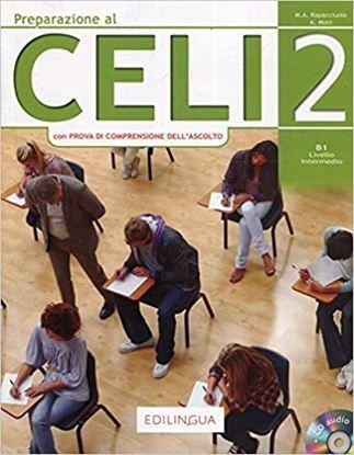 Εικόνα της PREPARAZIONE AL CELI 2 B1 INTERMEDIO STUDENTE (+ CD) N/E