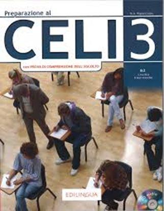 Εικόνα της PREPARAZIONE AL CELI 3 B2 INTERMEDIO STUDENTE (+ CD) N/E