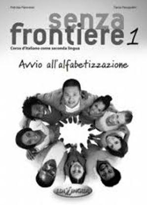 Εικόνα της SENZA FRONTIERE 1 AVVIO ALL'ALFABETIZZAZIONE(+CD)