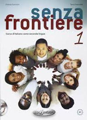 Εικόνα της SENZA FRONTIERE 1 STUDENTE ED ESERCIZI (+ CD)