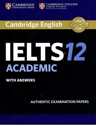 Εικόνα της CAMBRIDGE IELTS 12 ACADEMIC SB W/A