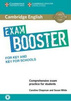 Εικόνα της CAMBRIDGE ENGLISH EXAM BOOSTER KEY & KEY FOR SCHOOLS (+ AUDIO)