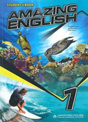 Εικόνα της AMAZING ENGLISH 1 SB (+ E-BOOK)