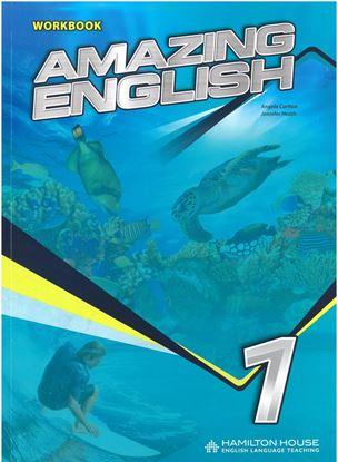 Εικόνα της AMAZING ENGLISH 1 WB