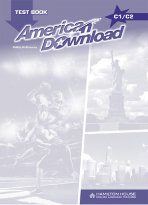 Εικόνα της AMERICAN DOWNLOAD C1 + C2 TEST