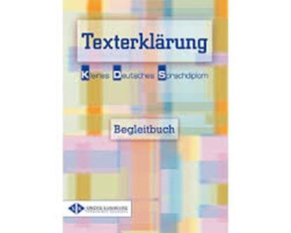 Εικόνα της TEXTERKLAERUNG KDS BEGLEITHEFT