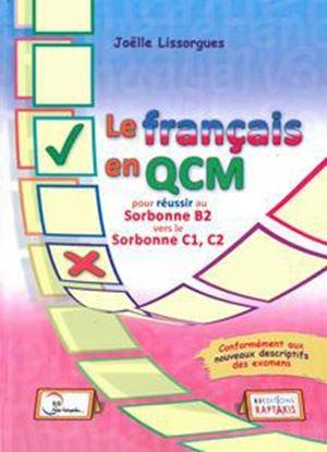 Εικόνα της LE FRANCAIS EN QCM SORBONNE B2