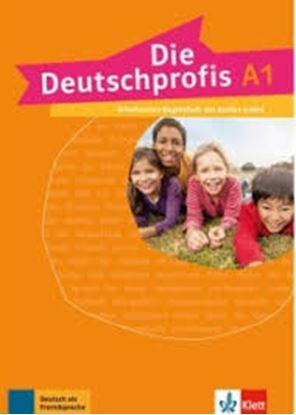 Εικόνα της DIE DEUTSCHPROFIS A1 BEGLEITHEFT