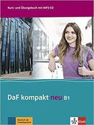 Εικόνα της DAF KOMPAKT NEU B1 KURSBUCH & ARBEITSBUCH (+ CD AUDIO MP3)