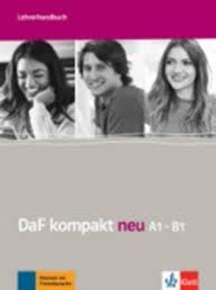Εικόνα της DAF KOMPAKT NEU A1 - B1 LEHRERHANDBUCH NEU