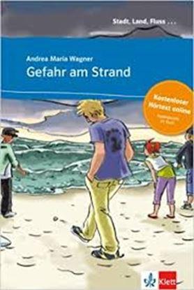 Εικόνα της STADT, LAND, FLUSS... : GEFAHR AM STRAND (+ AUDIO CD)