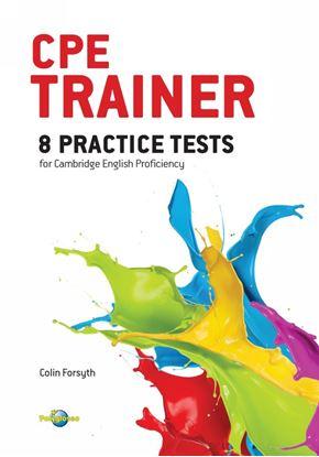 Εικόνα της CPE TRAINER 8 PRACTICE TESTS
