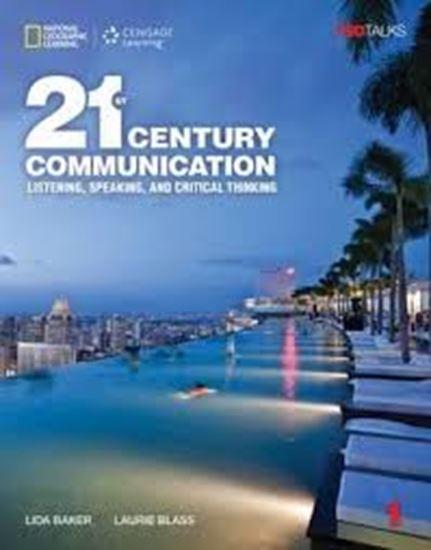 Εικόνα από 21ST CENTURY COMMUNICATION 1  LISTENING, SPEAKING AND CRITICAL THINKING SB