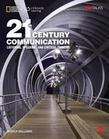 Εικόνα από 21ST CENTURY COMMUNICATION 2 SB LISTENING, SPEAKING AND CRITICAL THINKING